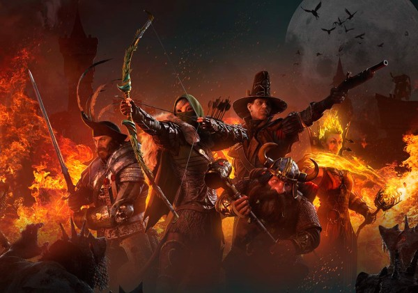 Warhammer: Vermintide – The End Times