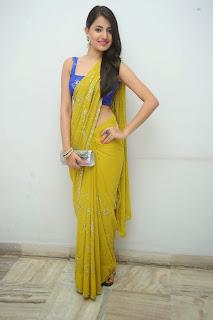 Ruksha Meer sizzling in saree 020.JPG