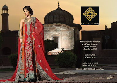 Bridal Dress 2015-2016, Latest Pakistani Bridal Dress, Dress For Pakistani Brides.