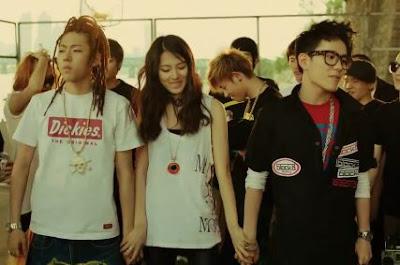 Block B Tell Them Zico Kyung threesome