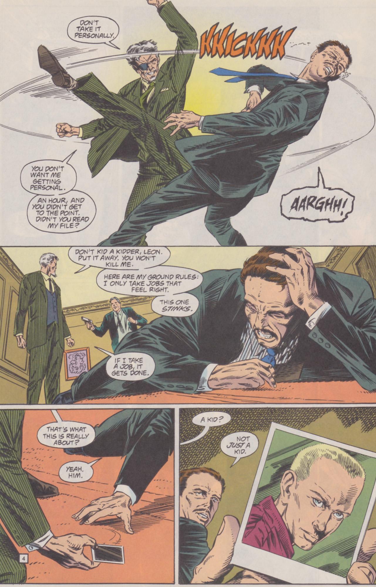 Deathstroke (1991) Issue #22 #27 - English 5