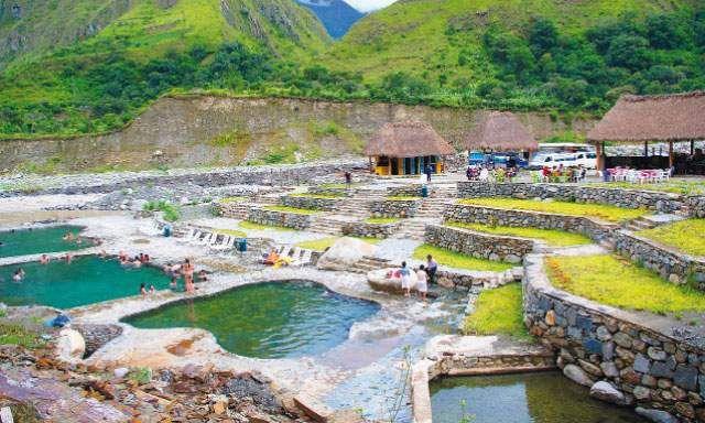Inkaleden och Machu Picchu