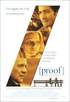 Proof (La verdad oculta)<br><span class='font12 dBlock'><i>(Proof)</i></span>