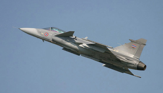 JAS 39 GRIPEN Japanese book Military Aircraft of the world