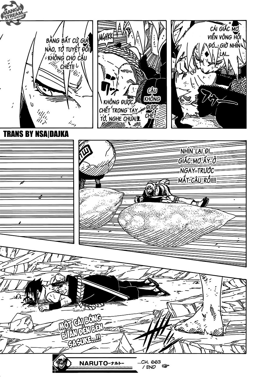 Naruto chap 663 Trang 15 - Mangak.info