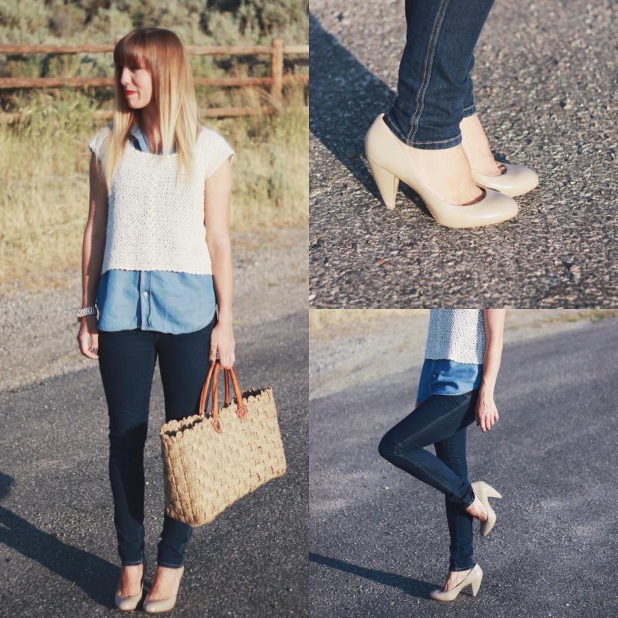 Modest Fashionistas WEEK 4 - High Heels u0026 Casual Wear