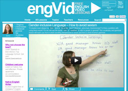 Free English Video Lessons