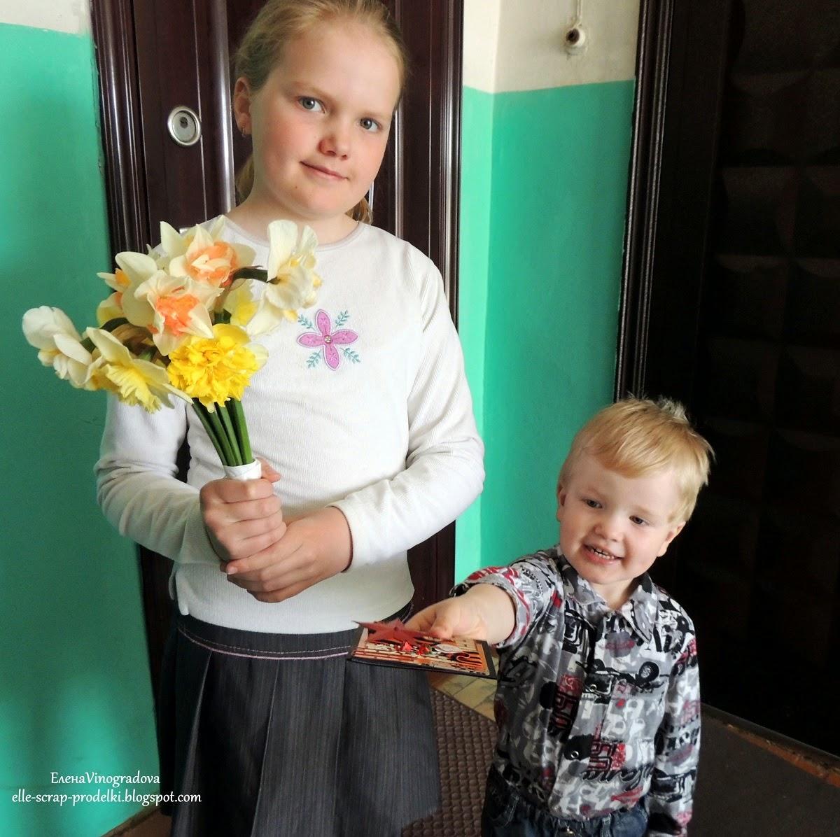 Елена Vinogradova. С Днем Победы #1