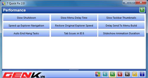 Sửa nhanh 108 lỗi thường gặp trong Windows 7