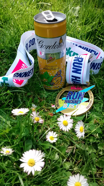 Run Hackney Half Marathon race recap