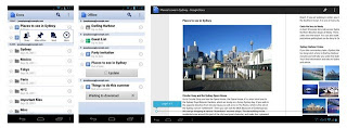Google Docs Android app adds Offline access and improved tablet experience