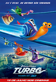 Capa Baixar Filme Turbo Dublado (2013) AVI + RMVB – Torrent Torrent