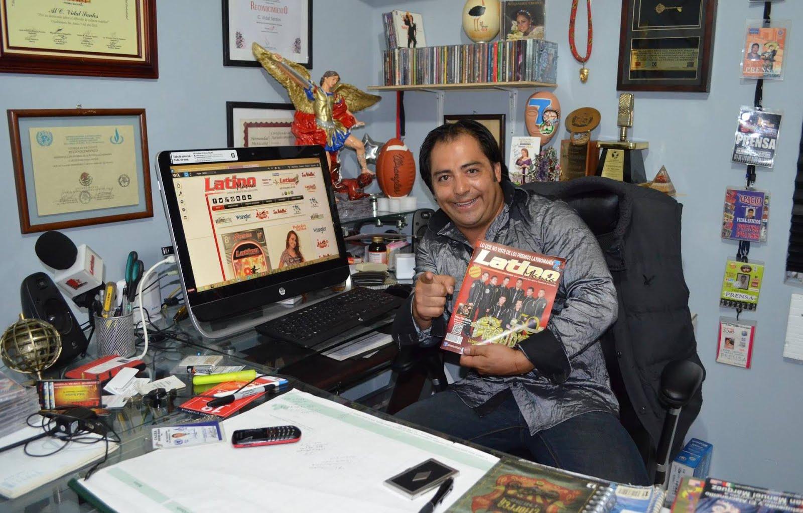 Atte.: Llisus Méndez Lira -----medio de comunicación