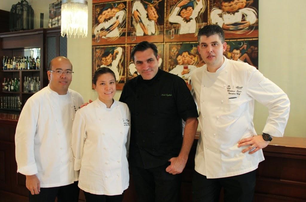 D Salas Leche Flan Senior Chef De Cuisine