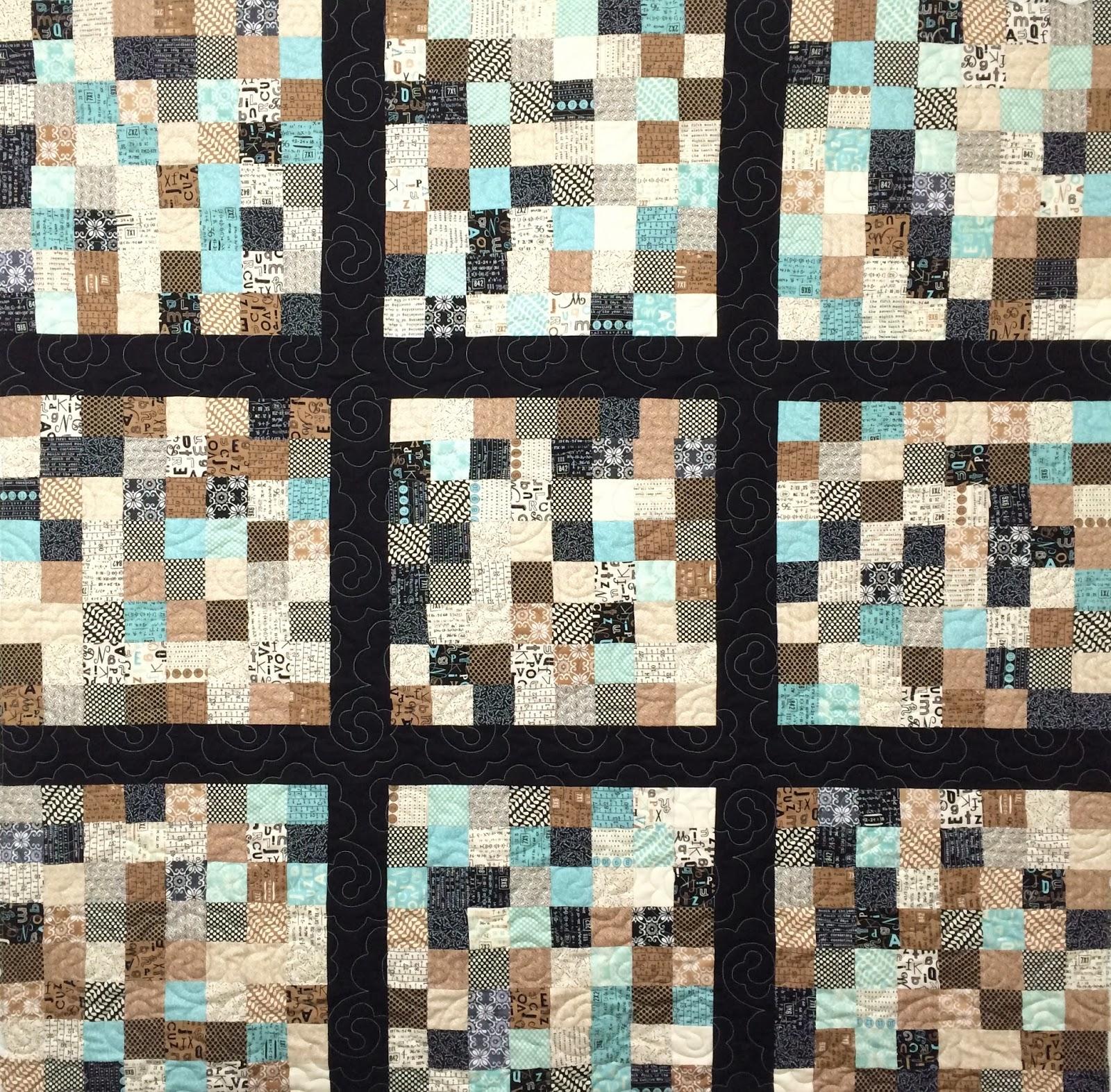 Codi Mangrum's Elementary Quilt