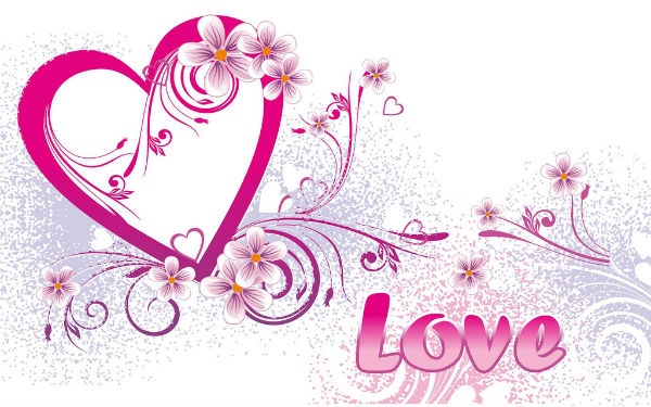 100 Creative Valentines day Greetings, E-card & background images ...