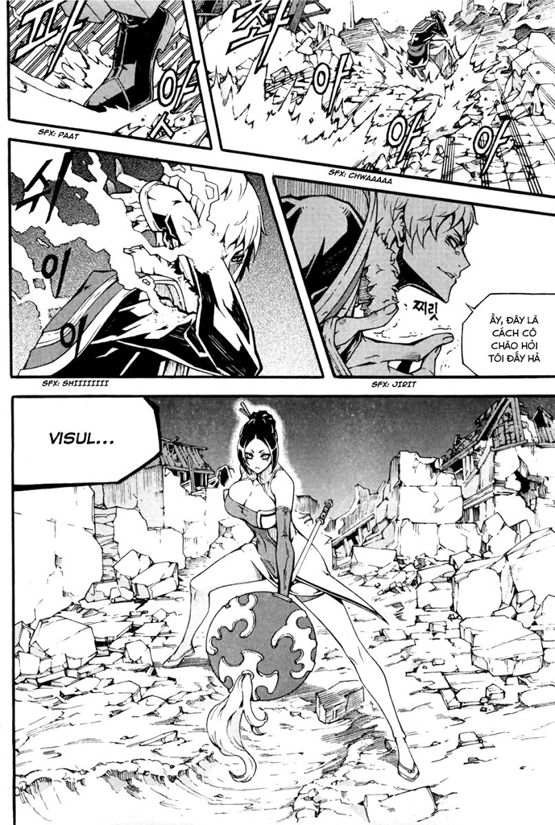 Witch Hunter – Thợ Săn Phù Thủy chap 71 Trang 20 - Mangak.info