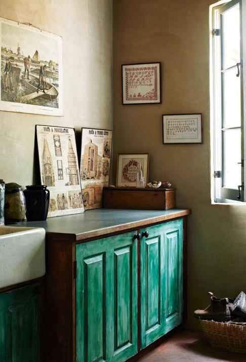 EN MI ESPACIO VITAL Muebles Recuperados y Decoración Vintage Lunes