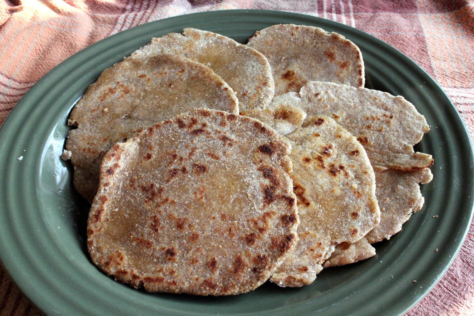Grain Crazy: Chapatis Indian flat bread
