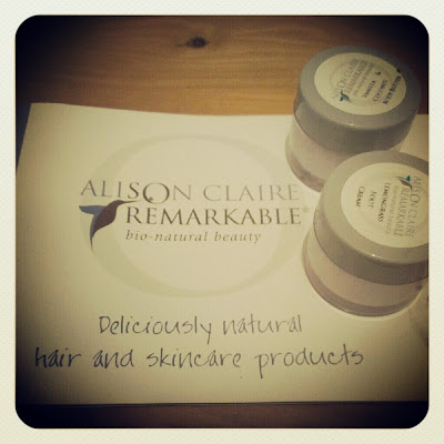 Alison Claire So Remarkable sample pots
