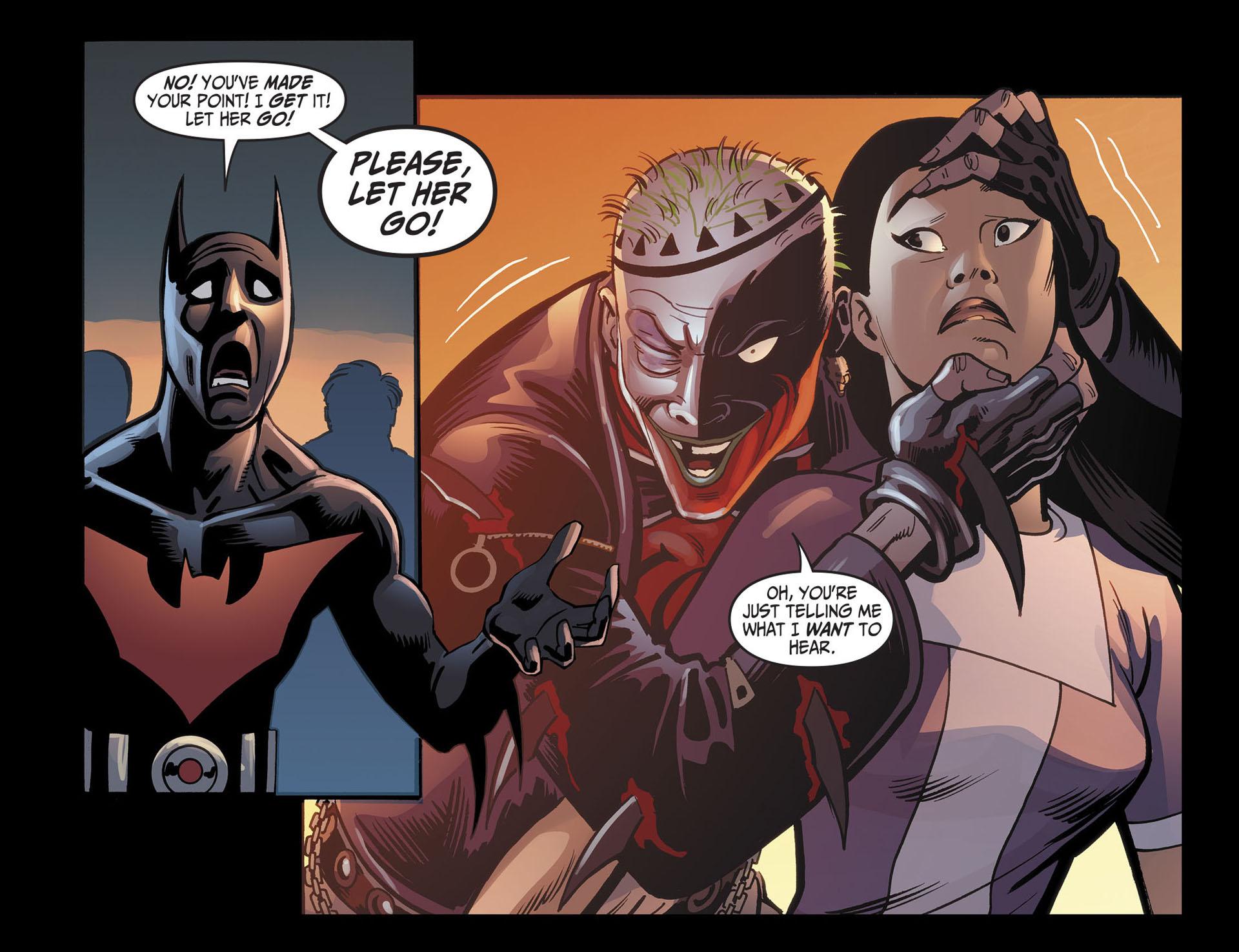 Batman Beyond (2012) Issue #18 #18 - English 16