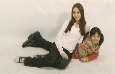Foto Masa Kecil Jessica SNSD dan Krystal F(x)