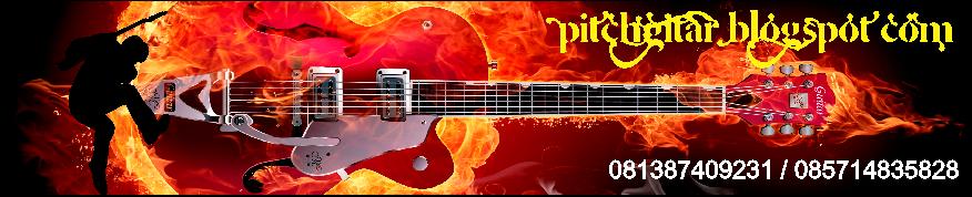 pitchgitar jual gitar jakarta dan kudus