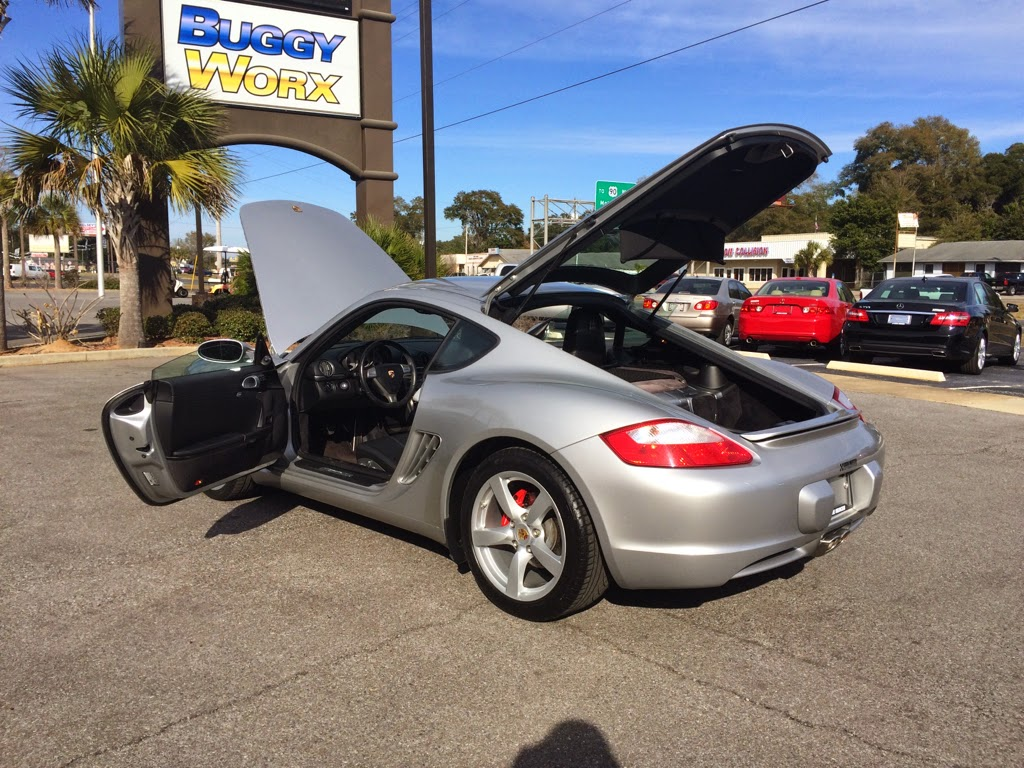 Click to see more on our Porsche!