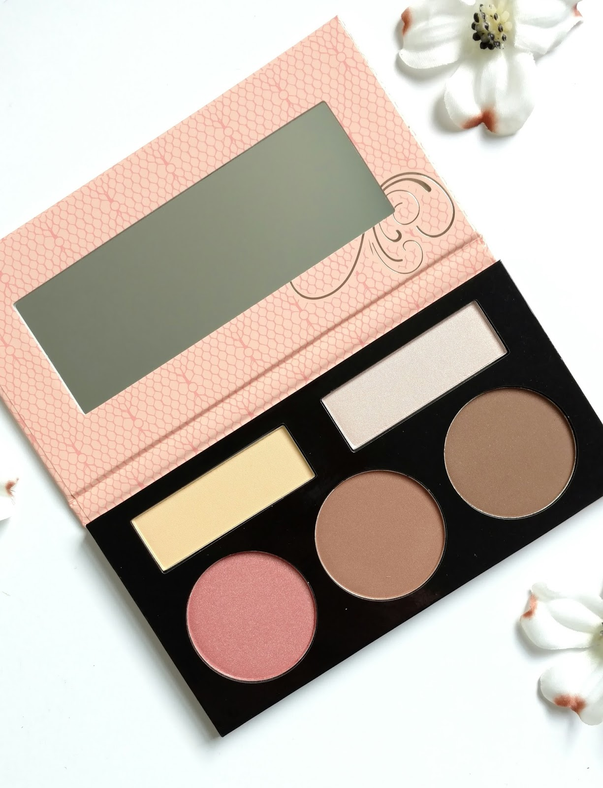 BH Cosmetics Forever Nude Sculpt & Glow Palette Review