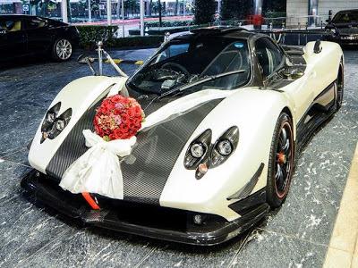 Mobil Pengantin Tercepat Di Dunia