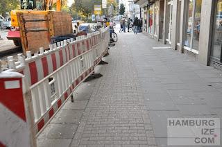 Schanzenstraße 3-1 - Baustelle