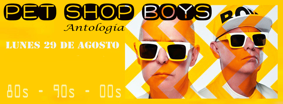 PET SHOP BOYS Antología