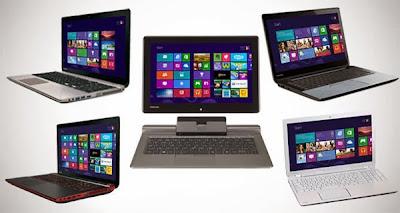 Laptop Toshiba Terbaik 2013