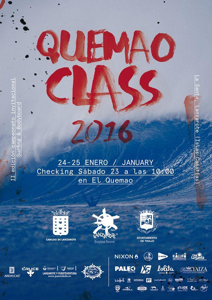 quemao class 2016