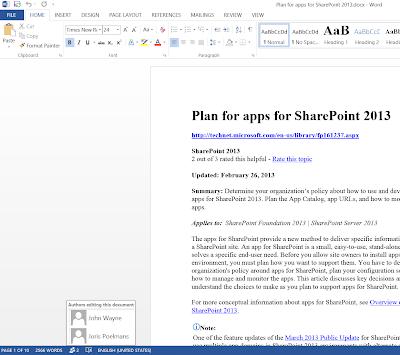 Jopx sharepoint
