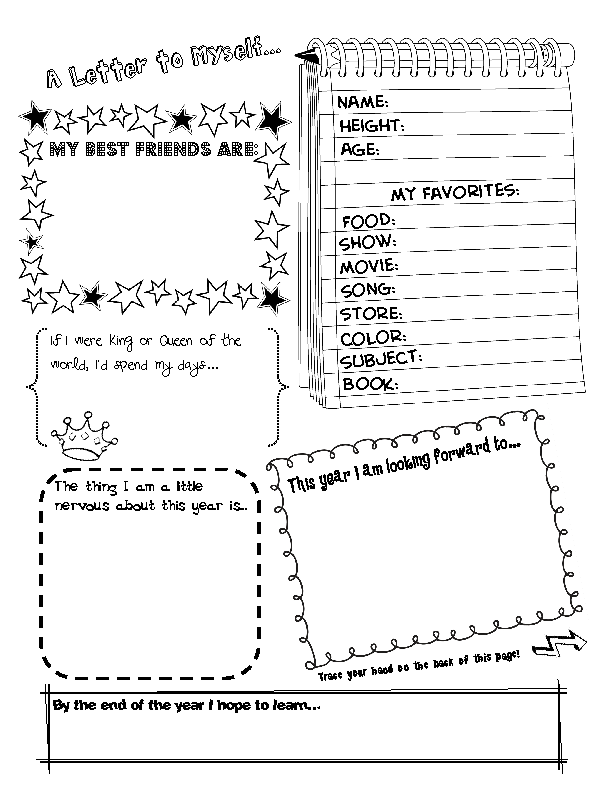 Printables Math Worksheets For Middle School Students middle school math madness first day activities madness