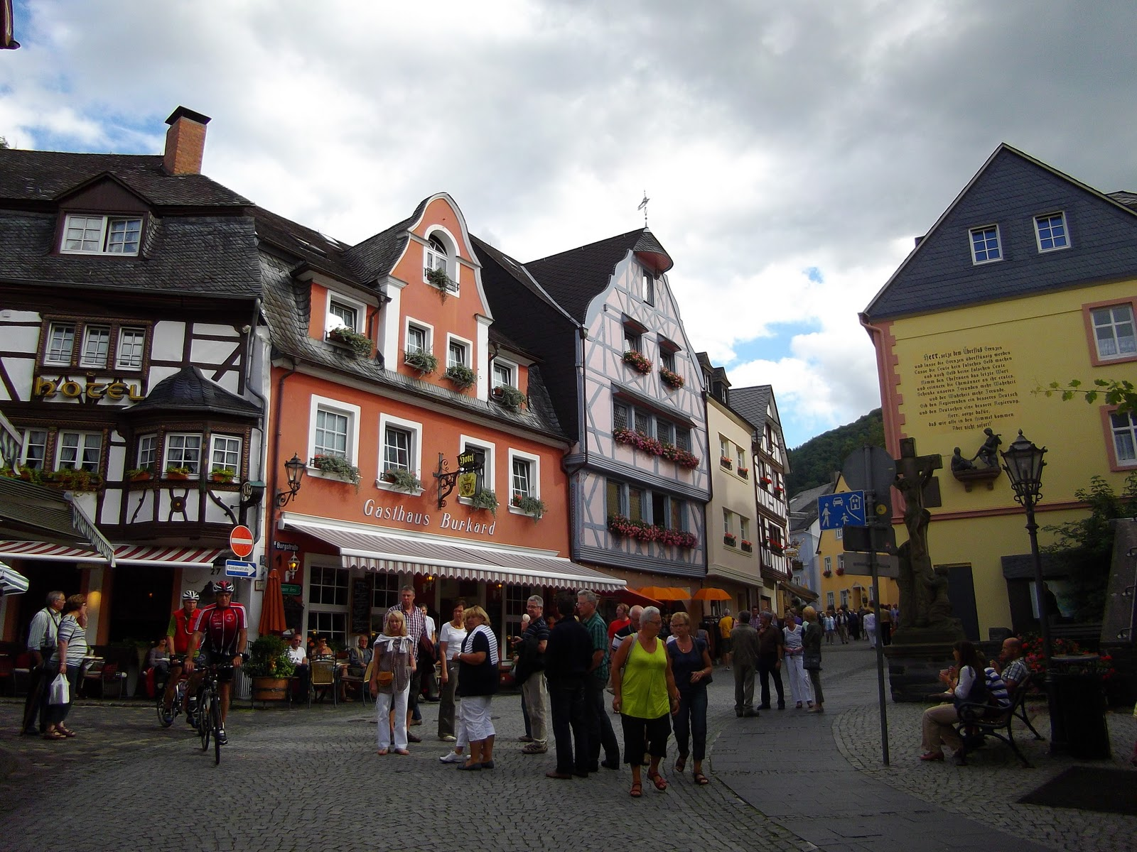 Trip to Bernkastel Kues, Germany   Life in Luxembourg