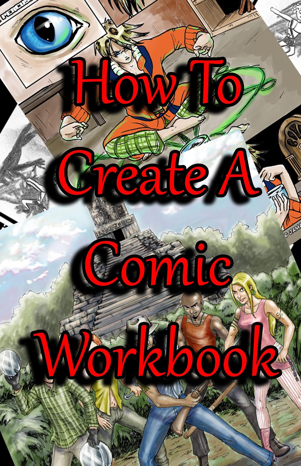 How to Create A Comic Workbook