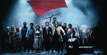 Essay questions for les miserables