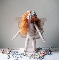 МК по шарнирной кукле.