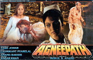 Agneepath 1990 poster
