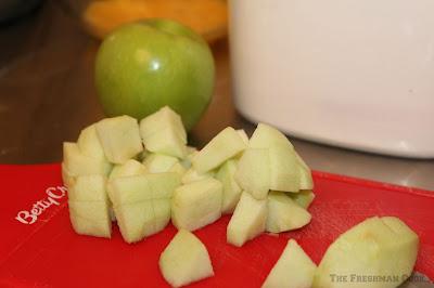 caramel, apples, bread, fall, treats