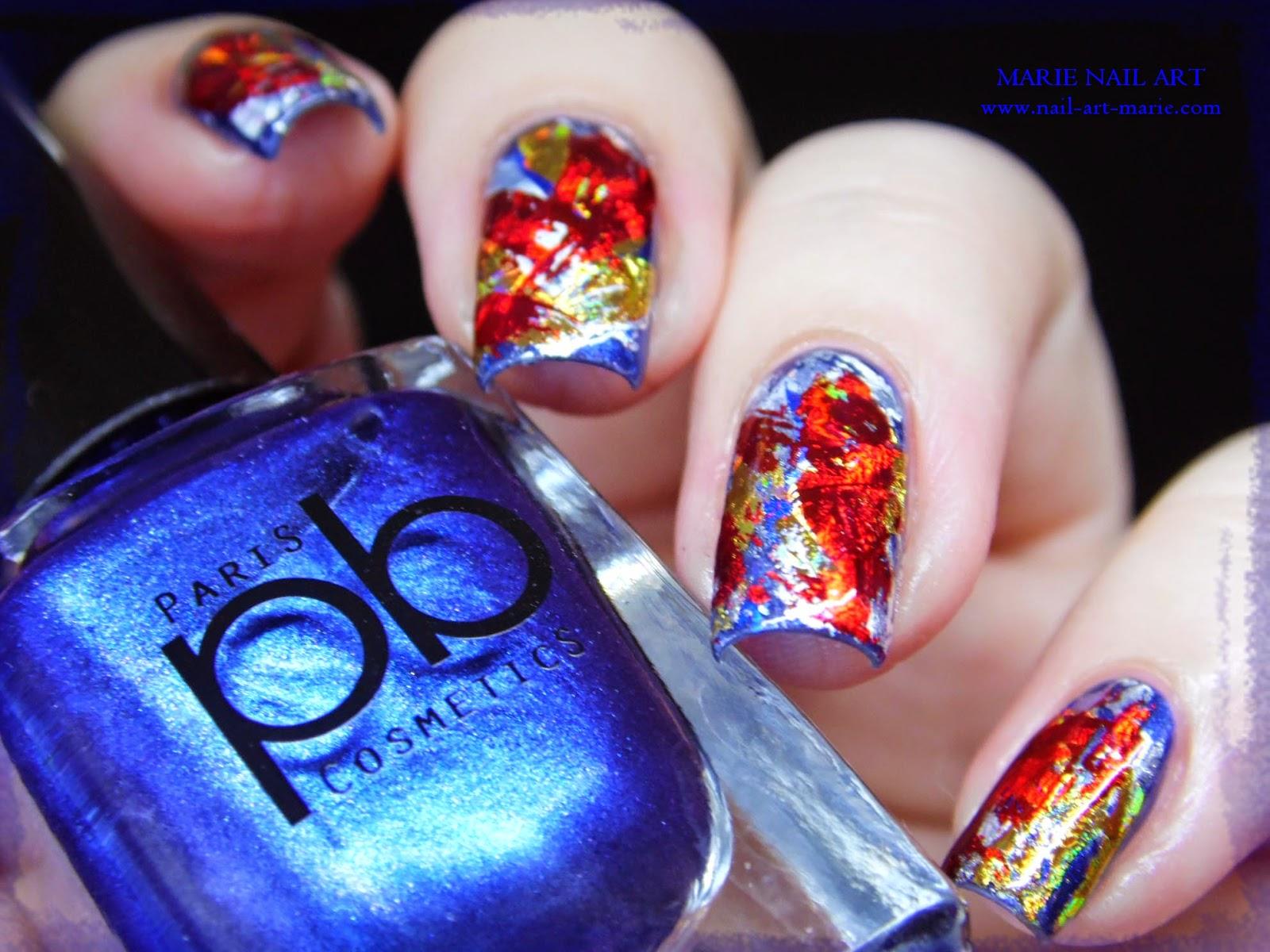 Colourfoil Manicure9