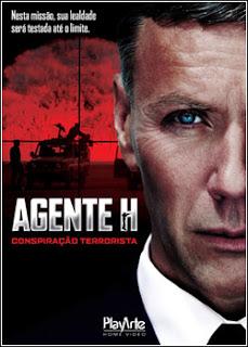 Assistir Agente H – Conspiração Terrorista Online Dublado