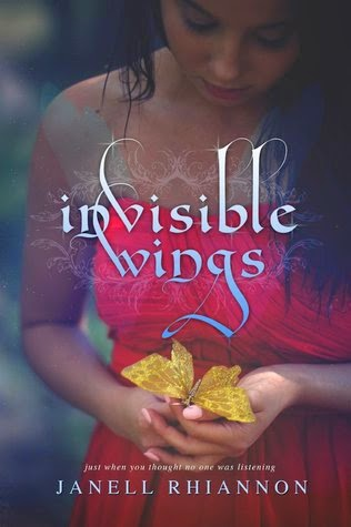 Invisible Wings by Janell Rhiannon