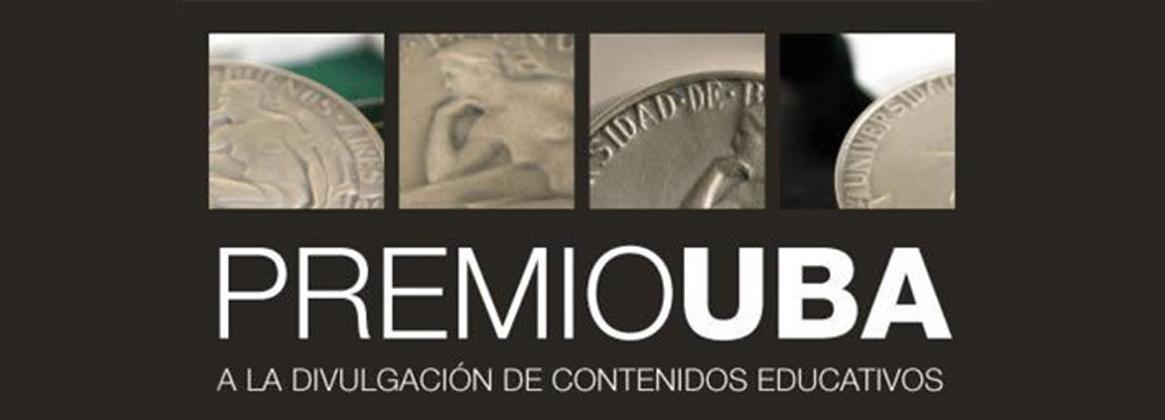 GANADORES 13º EDICION DEL PREMIO UBA