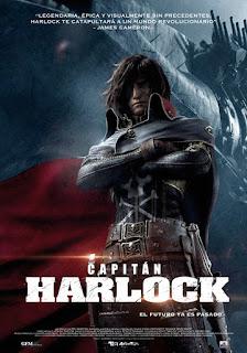 Capitán Harlock: El Pirata Espacial (2013) Online