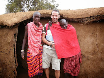 Villaggio Masai Kenia