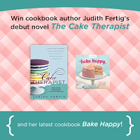 Giveaway - The Cake Therapist and Bake Happy