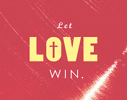 Deja que gane el amor.